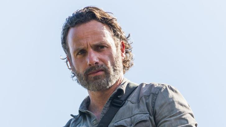 Andrew Lincoln abandonaria The Walking Dead tras la novena Temporada