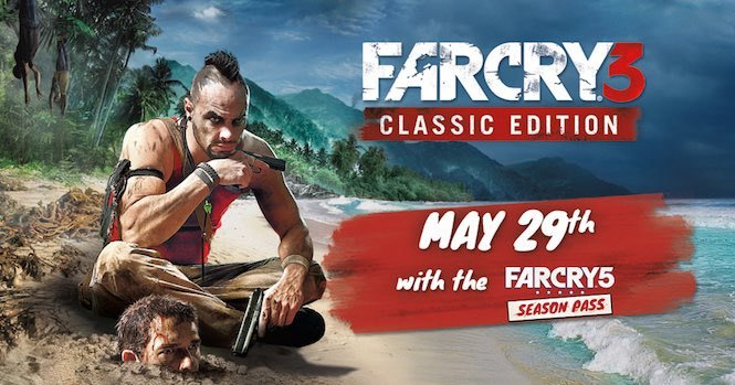 Far Cry 3 Classic Edition ya está disponible en PS4 y Xbox One