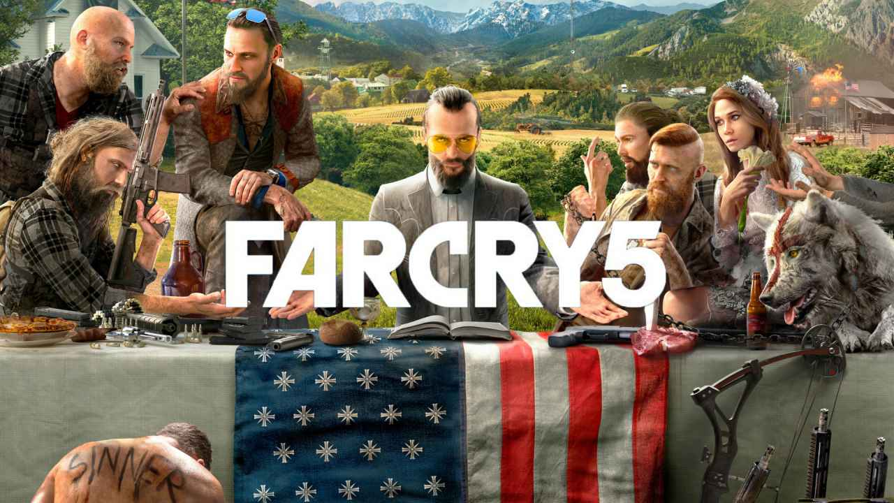 Far Cry 5. Gameplay completo!