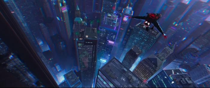 Trailer Oficial Spider-Man: Into The Spider Verse