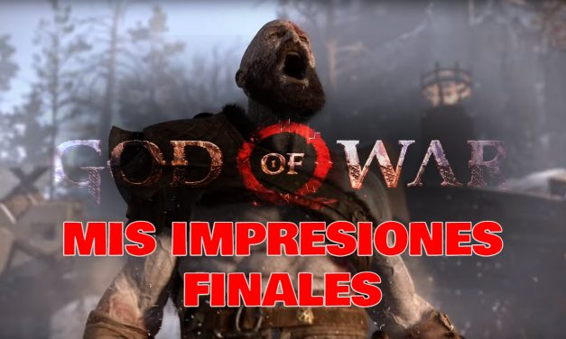 ¿Es realmente bueno God of War?