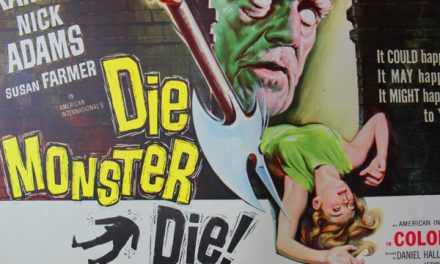 Adaptaciones en cine de H.P Lovecraft. 'Die, Monster, Die! (1965)'