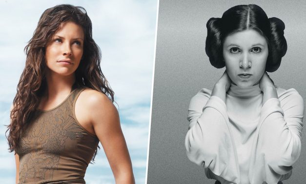 Evangeline Lilly pidió ser Leia en 'The Force Awakens'