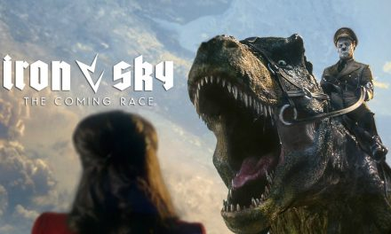 Crítica. 'Iron Sky The Coming Race'