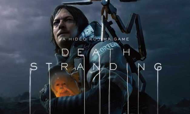 NIÑO RATA REACCIONA AL GAMEPLAY DE DEATH STRANDING