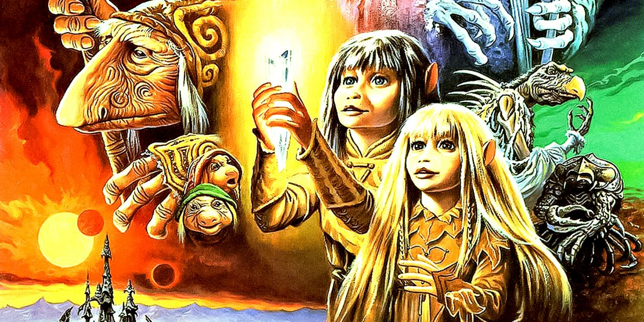 Crítica Retro. 'The Dark Crystal 1982'