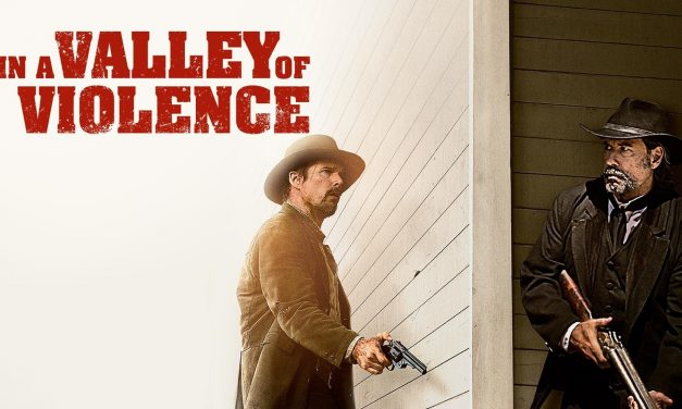Crítica. 'In the Valley of Violence'
