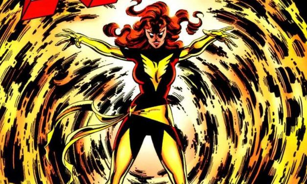 COMIC. 'X-Men: The Dark Phoenix Saga'