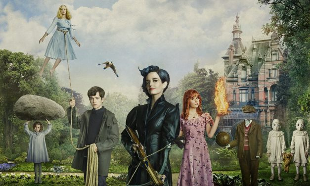 Crítica. 'Miss Peregrine's Home for Peculiar Children'