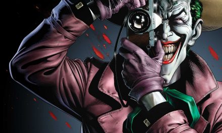 The Killing Joke en 4 ediciones